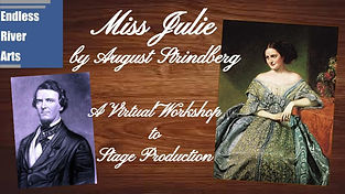 Miss Julie Concept and Web Page_Directin