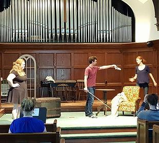 SOARS_Figaro Rehearsal