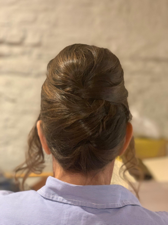 Bridal Party Hair Design