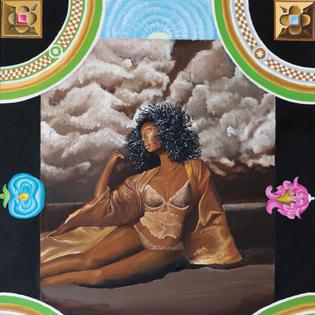 Goddess of Ebony by Chelsi Chevannes