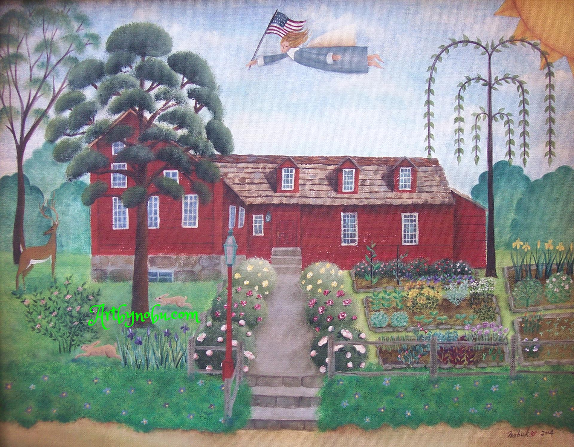 Bates-Scofield House