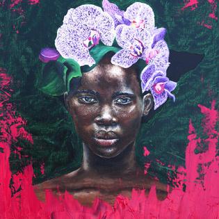 Flower Child Chelsi by Chevannes
