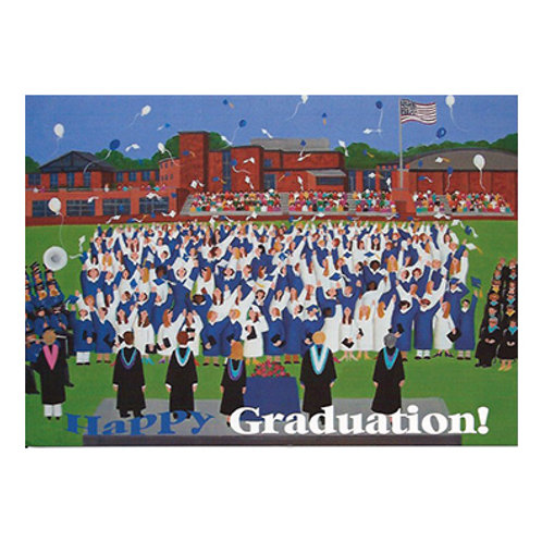 DHS Graduation card