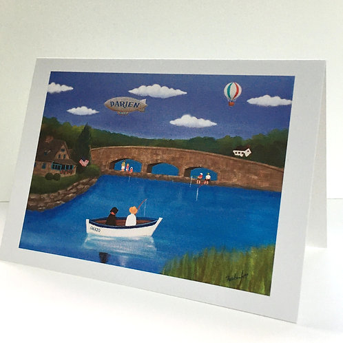 Ring's End Bridge notecard