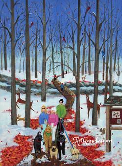 Woodland Park Winter