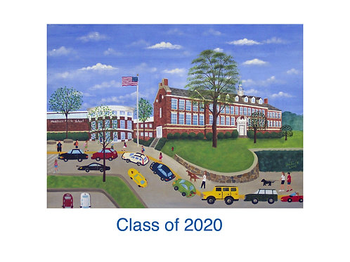 Middlesex Class of 2020 print