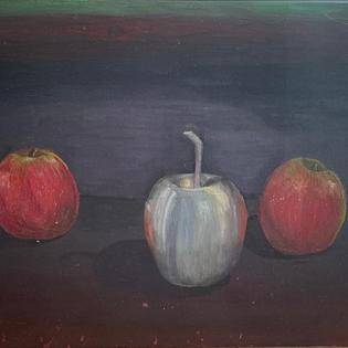 Life imitates Art by Swaha Chakraborty