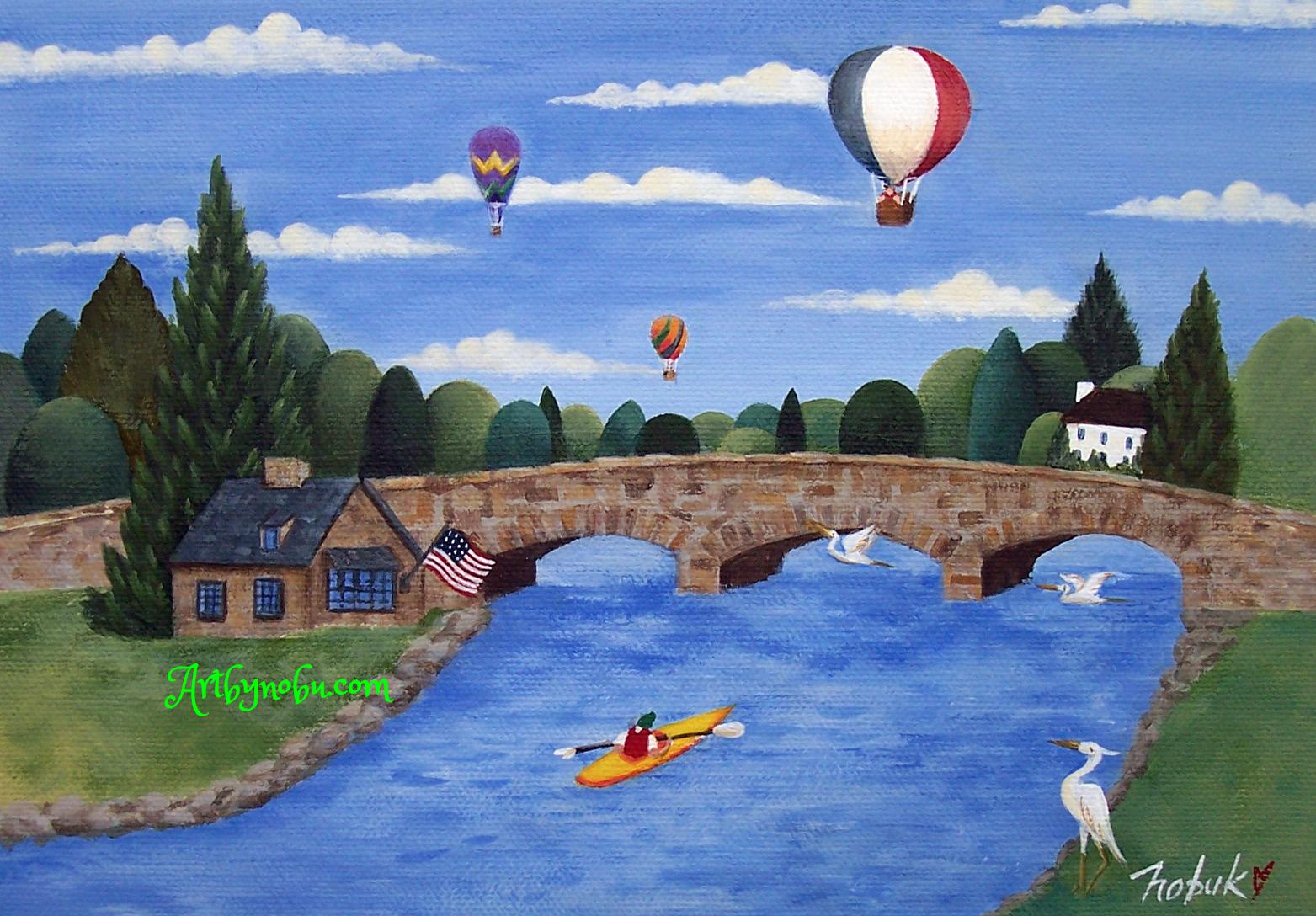 Ring's End Bridge