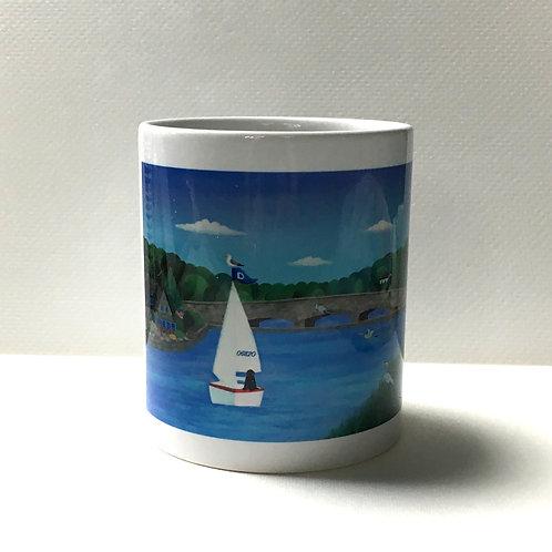 Ring;s End Bridge Mug