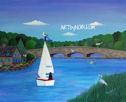 Ring's End Bridge 06820