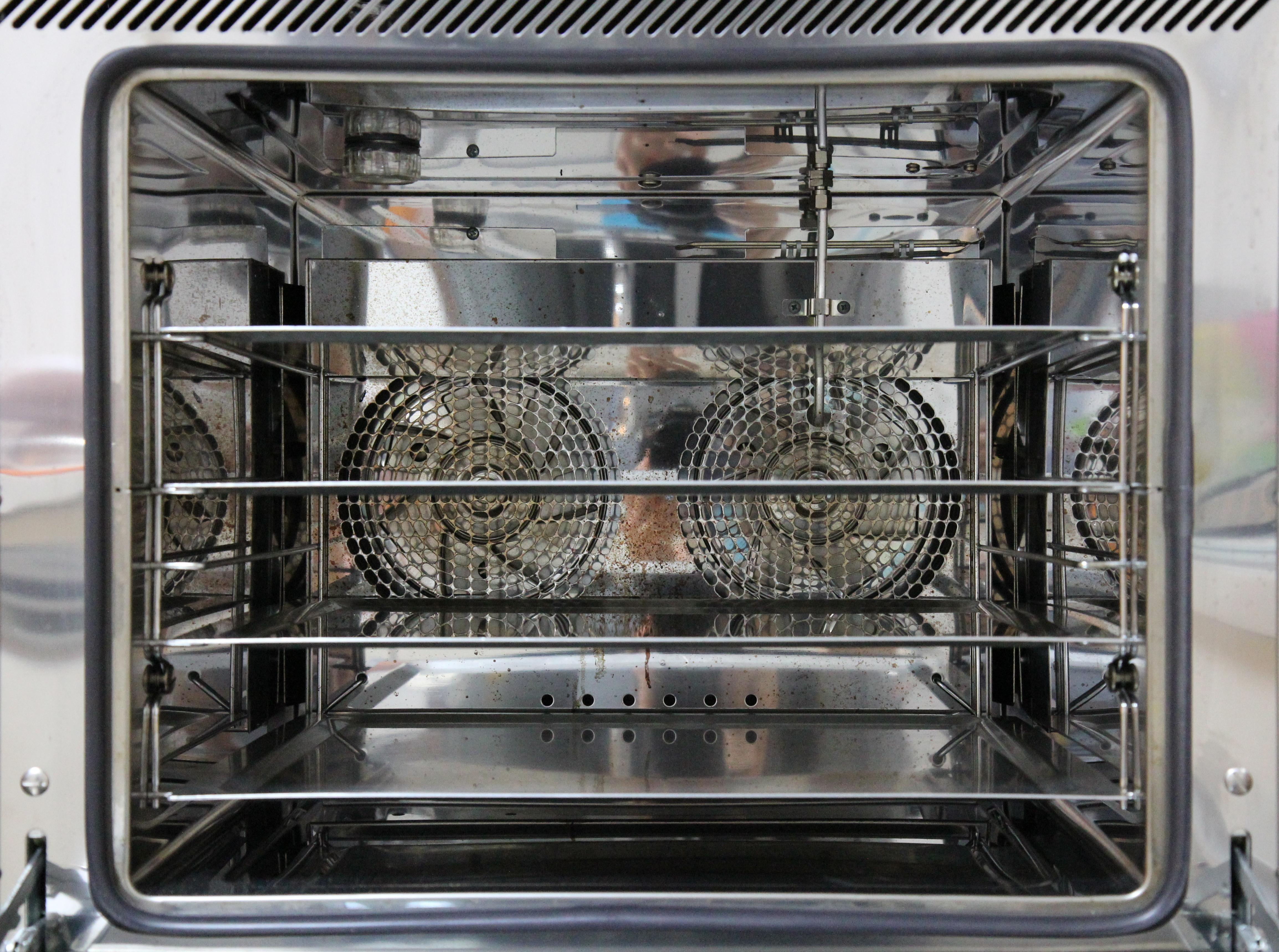 עדכני קונבקטו-מה? (מט) - הכל על התנור המקצועי לאופה הביתי | יובל משה OT-03