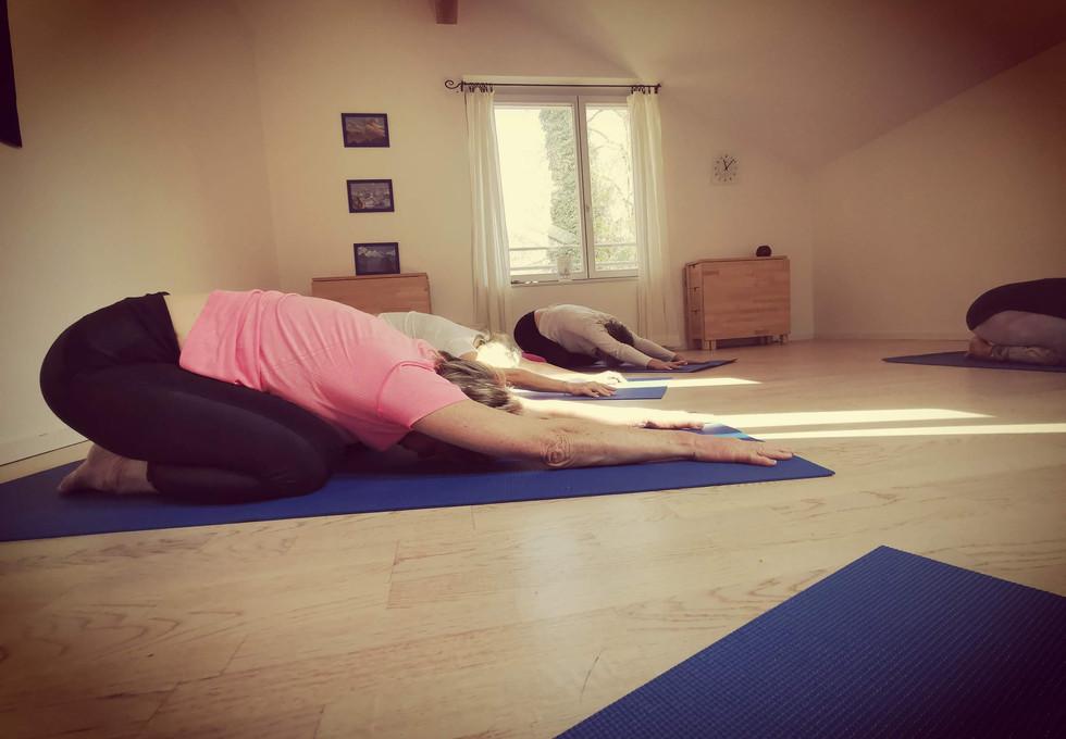 Hatha Yoga Crissier 7