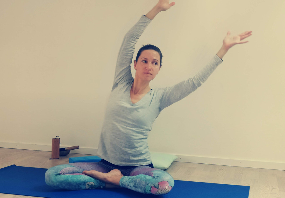 Lelde Hatha Yoga Crissier 8