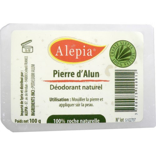 PIERRE D'ALUN NATURELLE RECTANGULAIRE ALEPIA