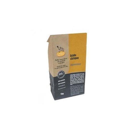 Anti calcaire Acide citrique 1kg sac
