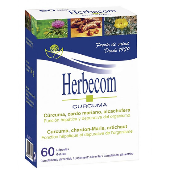 HERBECOM CURCUMA BIOSERUM
