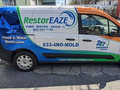 24/7 Restoration Van