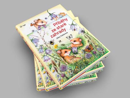 """Kniha """"Příběhy ze staré zahrady"""" vydána!"""