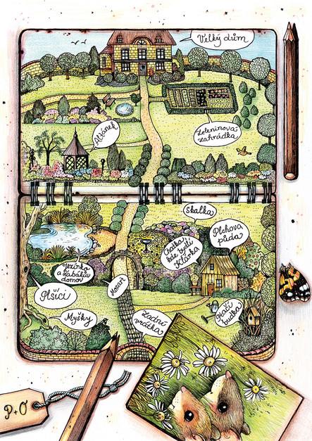 Příběhy ze staré zahrady