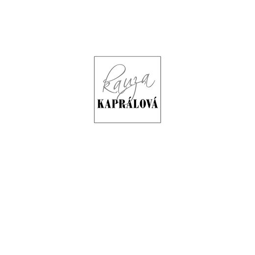 Kniha Kauza Kaprálová