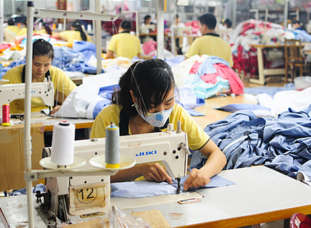 Vietnam Could Be Ready To Fill China's Supply Chain Gaps