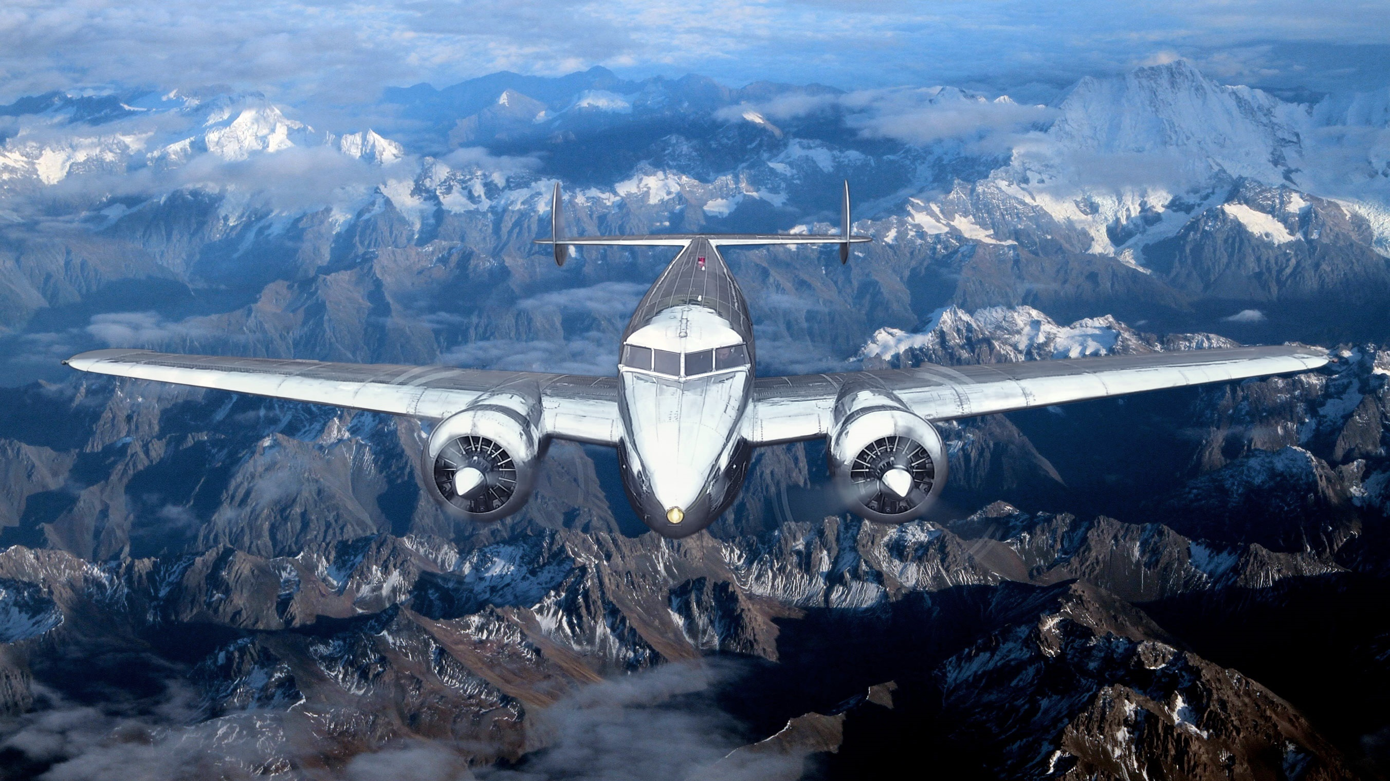 "The ""Casablanca Plane"""