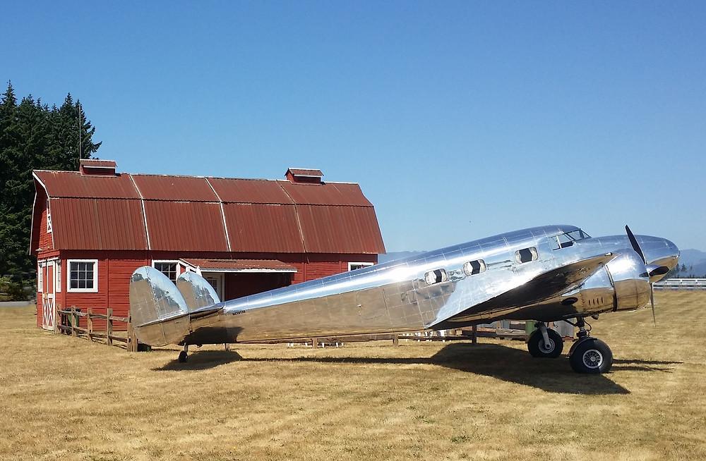 The Casablanca Plane