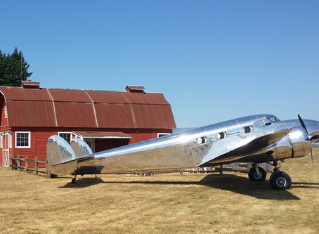 Stratus antique aircraft to be featured at Arlington Fly-in