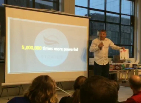 Stratus well received by Seattle investors, entrepreneurs