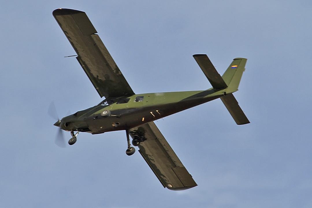 Straelea™ in Flight