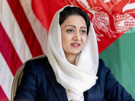 Afghan Ambassador likes Stratus tech
