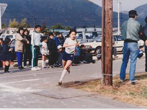 自分に合った走り方を模索していた小学生時代