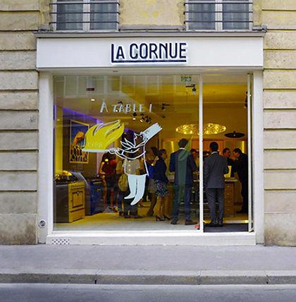 Claire Le Meil | La Cornue
