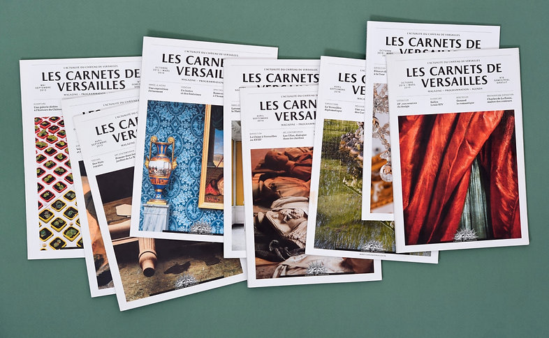 Claire Le Meil | Versailles