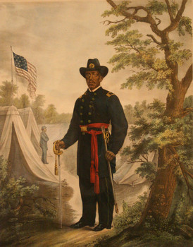 BHM2021- Major Dr. Martin Delany: Civil War Strategist, inventor, judge and writer