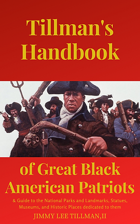 Tillman Handbook of Great Black American Patriots front cover.png