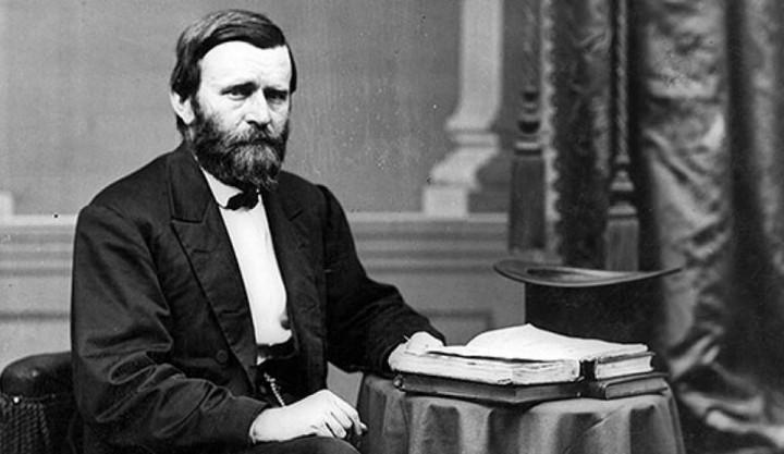 PRESIDENT DAY EDITION BHM 2021-  Ulysses Grant: Black America's Greatest President