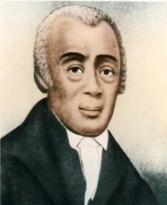 BHM 2021- Richard Allen an early American Christian pioneer and first AME Bishop