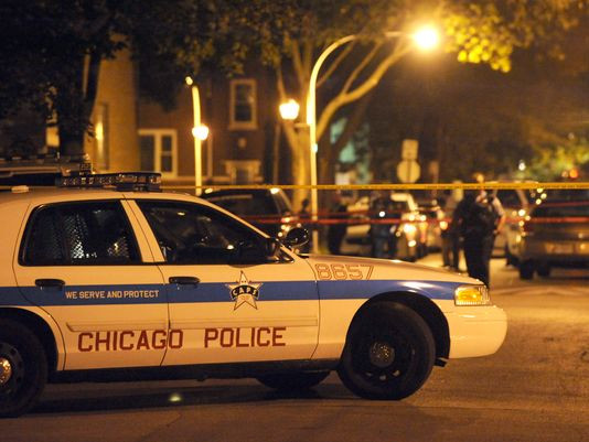 Chicago police car from google images