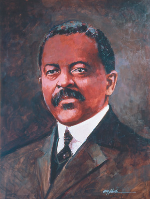 Monroe Trotter- 19th century publisher use Principles of Nonviolence to advocate for Black America