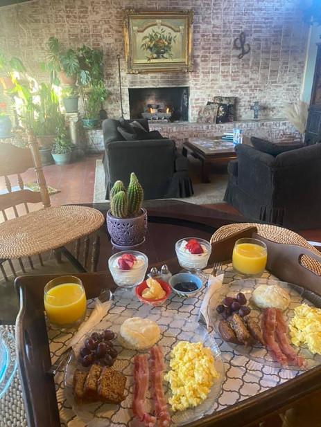 Breakfast Delivered