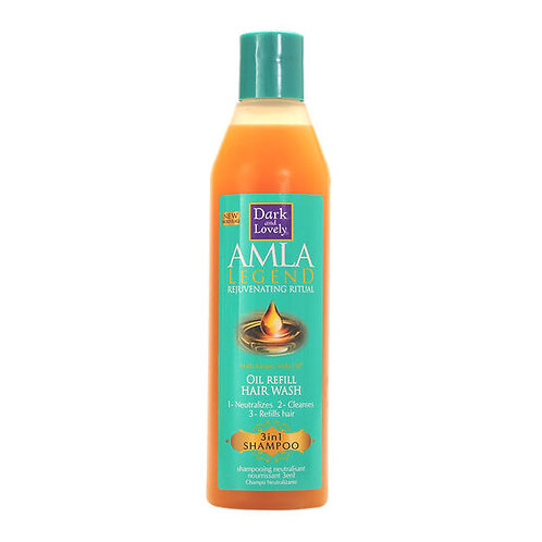 Dark And Lovely Amla Legend 3 In 1 Shampoo 250ml