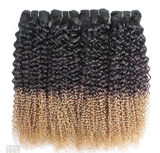 LZN Jerry Curl Extensions