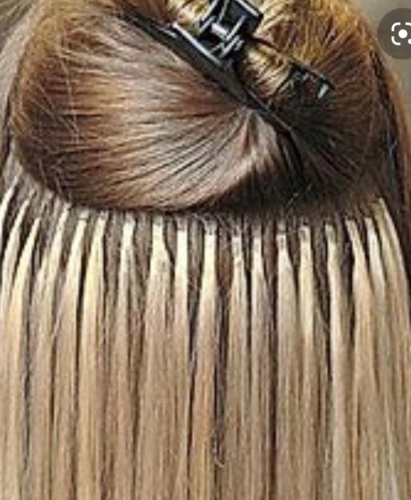 Nano beads hair extensions