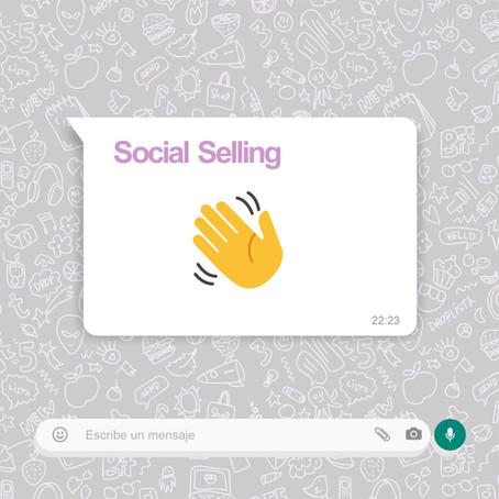 ¿Es Whatsapp una herramienta ideal para una estrategia de social selling?
