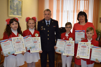 """Поздравляем нашу команду c успешным выступлением во Всероссийском конкурсе """"Безопасное колесо!!"""
