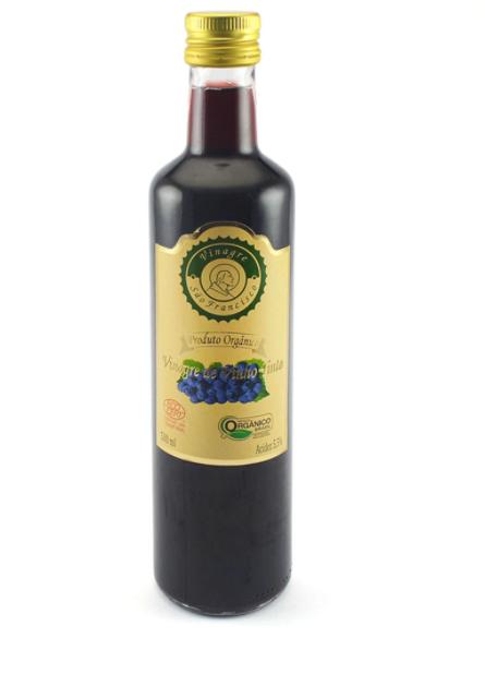 Vinagre de Vinho Tinto São Francisco 500ml