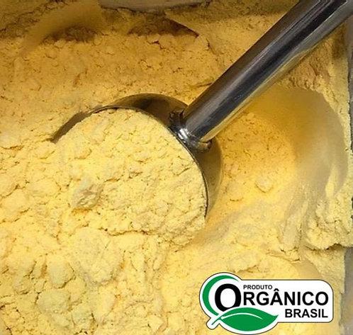 Fubá de Milho Amarelo Orgânico Biorgânica 500g