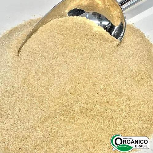 Açúcar Demerara  Orgânico Adecoagro aprox. 500g