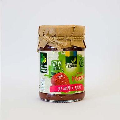 Geléia de Morango sem adição de açúcar Orgânica Cooper Natural 180g